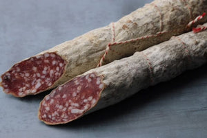 Iceni Salami - Highly flavoured salami, 425g half or 850g whole
