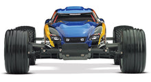 Load image into Gallery viewer, 37054-1-BLUE Rustler 10th Scale 2WD Brushed TQ 2.4GHz Blue