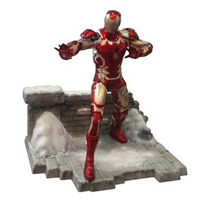 Dragon Models Age of Ultron: Iron Man MK. 43 Action Hero Vignette Statue