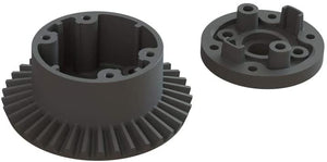 AR310872 Diff Case Set 37T Main Gear BLX 3S