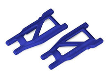 Load image into Gallery viewer, Traxxas Heavy Duty Cold Weather Suspension Arms Blue TRA3655P