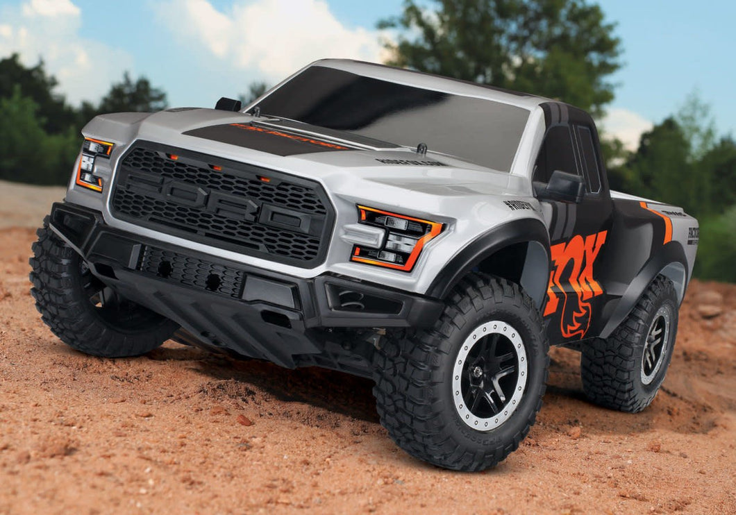 58094-1-FOX Ford F-150 Raptor 2WD XL-5 TQ 2.4GHz Fox