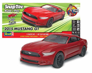 1/25 2015 Ford Mustang GT Red