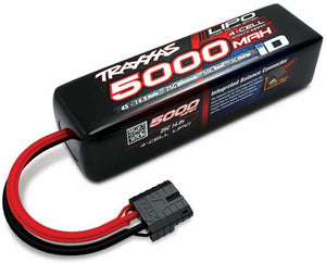 5000mAh 14.8v 4-Cell 25C LiPo Battery