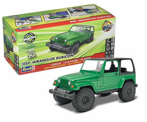 1/25 Jeep Wrangler Rubicon