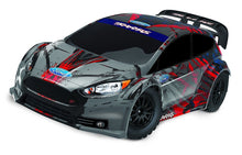 Load image into Gallery viewer, 74054-4 Ford Fiesta ST Rally 10th Scale Electric Rally Racer TQ 2.4GHz