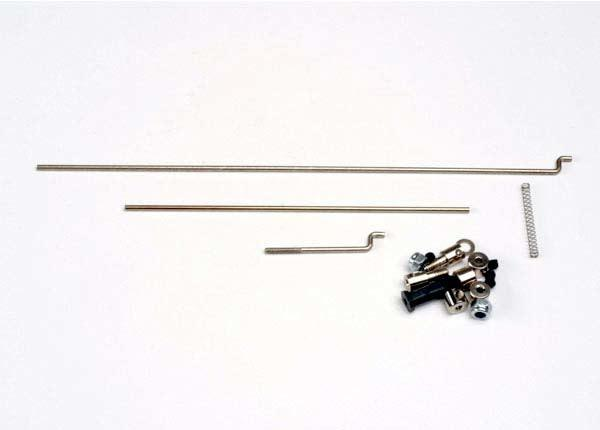 Traxxas 5168 Slide Carb Linkage Set, T-Maxx 2.5
