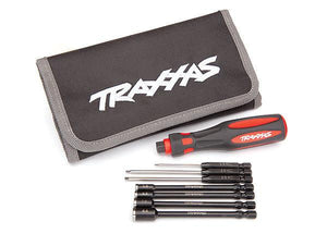 7-Piece Metric Hex and Nut Driver Essentials Set