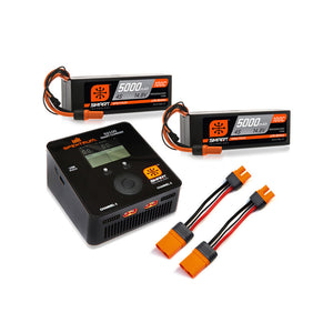 Spektrum Smart Powerstage Bundle 8S 100C