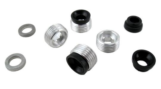 80010 Pivot Ball Setscrews Bushings & Spacers