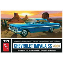Load image into Gallery viewer, 1/25 1961 Chevy Impala SS