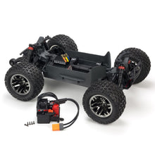 Load image into Gallery viewer, ARA102720T2   1/10 GRANITE 3S BLX 4WD Brushless Monster Truck with Spektrum RTR, Red/Blue
