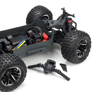 ARA102720T2   1/10 GRANITE 3S BLX 4WD Brushless Monster Truck with Spektrum RTR, Red/Blue