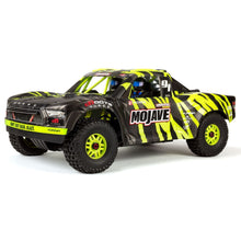 Load image into Gallery viewer, 1/7 MOJAVE 6S BLX 4WD Desert Truck RTR, Green/Black