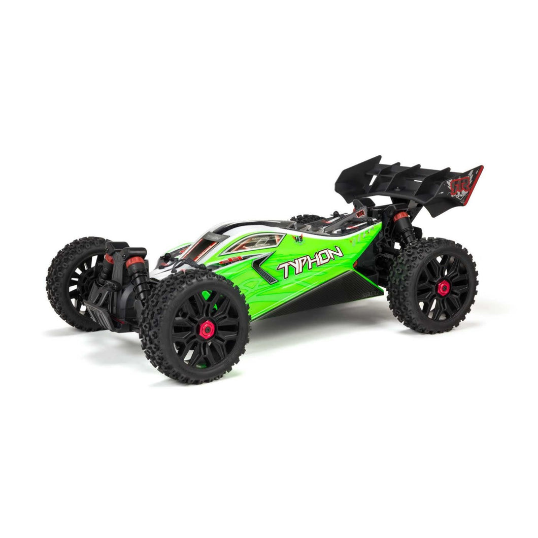 TYPHON 4X4 MEGA Brushed 1/10th 4wd Buggy Green