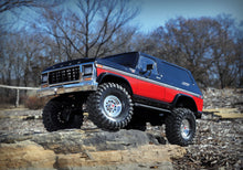 Load image into Gallery viewer, 82046-4 - Ford Bronco: 4WD Electric Truck trx4 Red