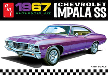 Load image into Gallery viewer, 1/25 1967 Chevy Impala SS, Stock