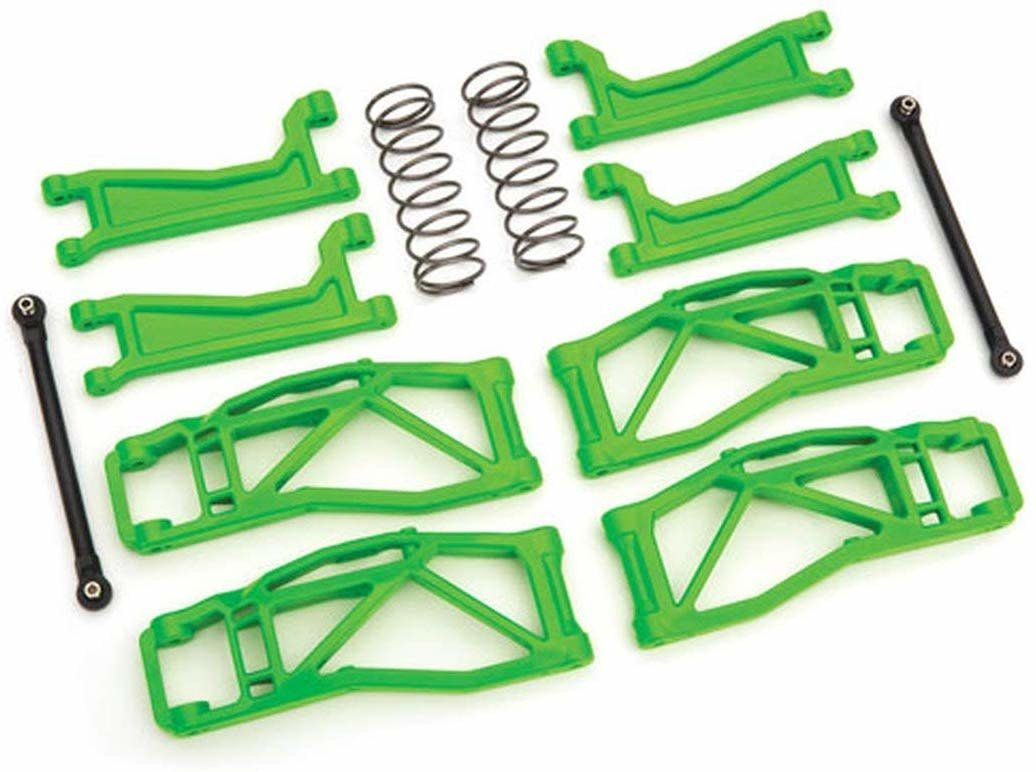Traxxas Green WideMaxx Suspension Kit TRA8995G