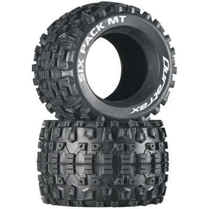 "Six Pack MT 3.8"" Tire (2)"