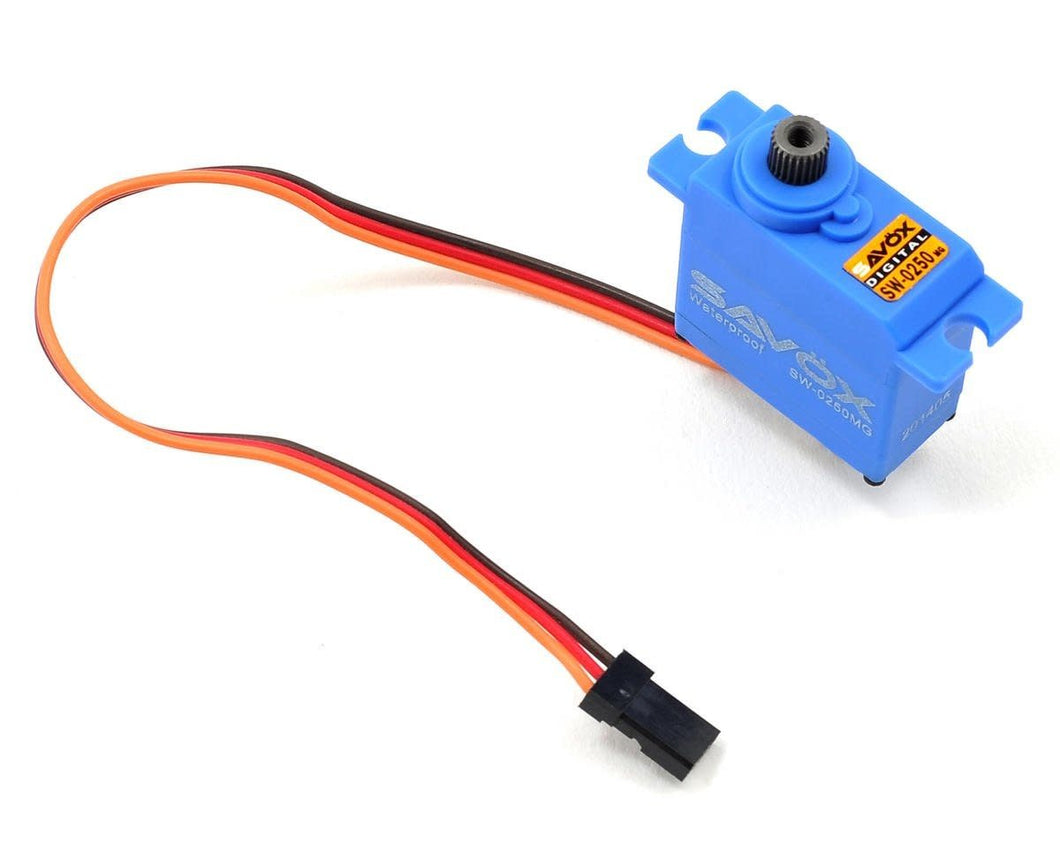 SW-0250MG Digital Metal Gear Micro Servo WP