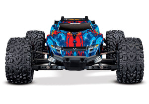 67076-4 Rustler 4X4 VXL with TQi 2.4GHz TSM Red