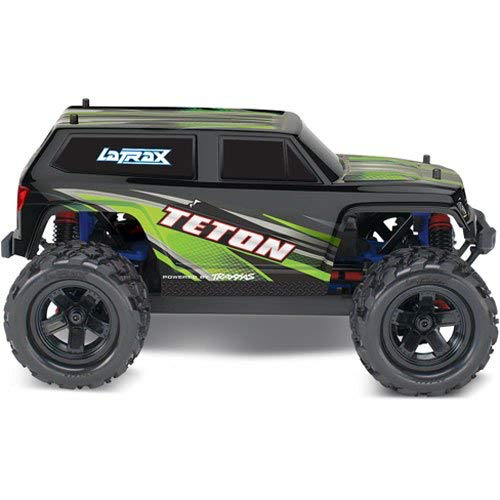 LaTrax Teton 1 18 Scale 4WD Monster Truck 76054-5 Green