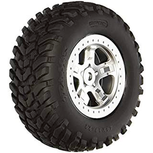 5973 Slayer 4x4 SCT Tires and Wheels Satin Chrome (2)