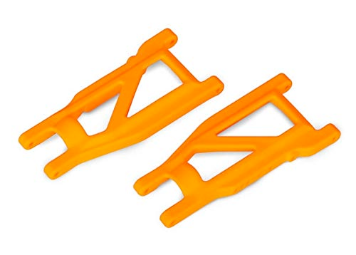 Suspension arms, Orange, Front/Rear (Left & Right) (2) (Heavy Duty, Cold Weather Material)