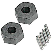 Load image into Gallery viewer, Traxxas 1654 Wheel Hubs with Axle Pins (pair)