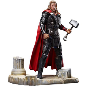 38150 1/9 Age of Ultron Thor Action Hero Vignete