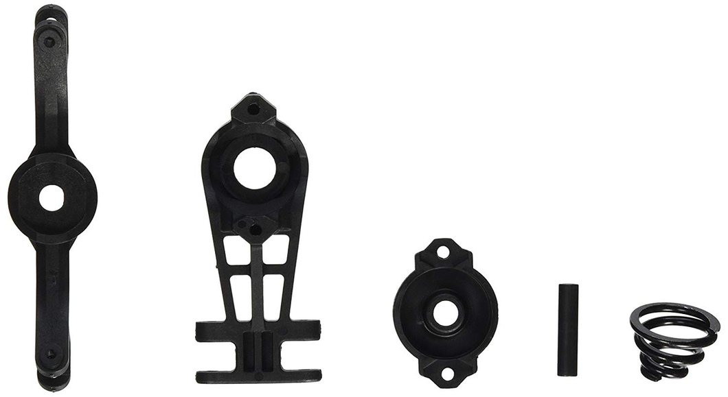 Traxxas 5344 Upper and Lower Steering Arms and Servo Saver