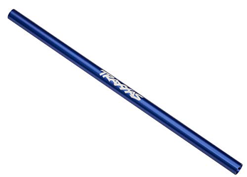 Traxxas TRA6765 Driveshaft, Center, 6061-T6 Aluminum (Blue-Anodized) (189mm)