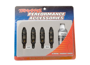 GTR SHOCKS FOR 1/16TH TRAXXAS