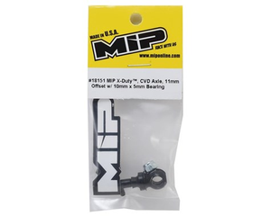 MIP X-Duty, CVD Axle, 11mm Offset w/ 10mm X5mm Bearing