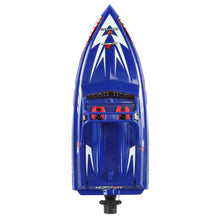 "Load image into Gallery viewer, Sprintjet 9"" Self-Righting Jet Boat Brushed RTR, Blue"