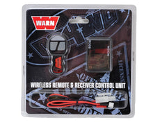 Load image into Gallery viewer, Warn Wireless Remote/Receiver Winch Controller Set