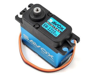 SW-1210SG Digital Aluminum Case Waterproof Servo