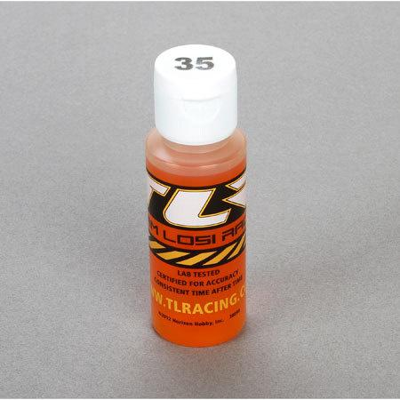Silicone Shock Oil, 35 Wt, 2 Oz
