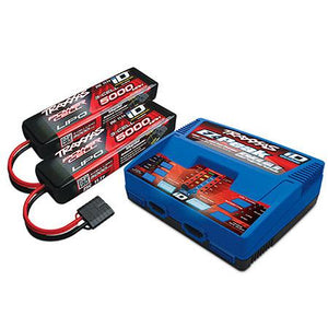 Battery/charger completer pack