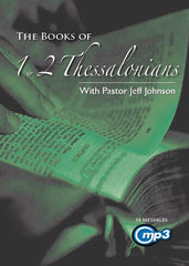 1 & 2 Thessalonians USB-MP3