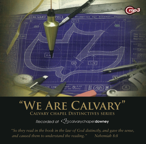 Calvary Distinctives MP3 Package