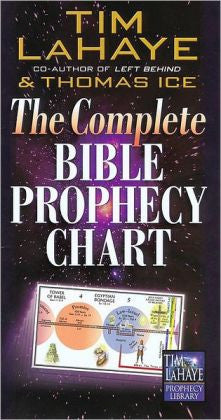 The Complete Bible Prophecy Chart, by Rose Publication