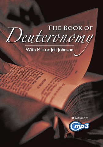 The Book Of Deuteronomy-MP3