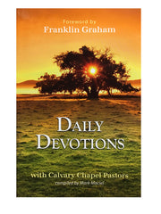Daily Devotions, by Calvary Chapel Pastors