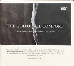 The God of all Comfort DVD