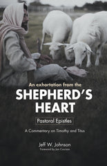 Shepherd's Heart - By Jeff Johnson