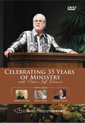 Celebrating 35 Years of Ministry