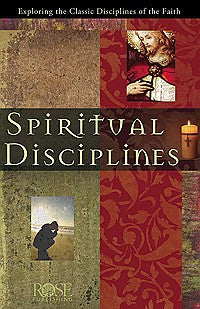 Spiritual Disciplines Pamphlet, by Rose Publication