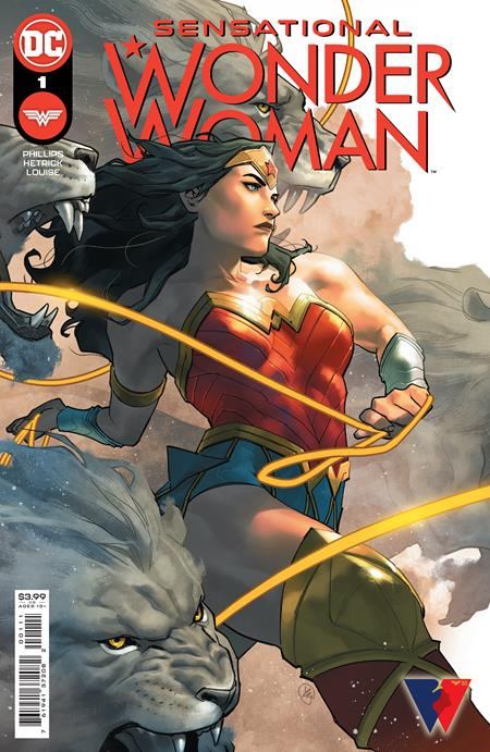 Sensational Wonder Woman #1 Cvr A Yasmine Putri - Comics