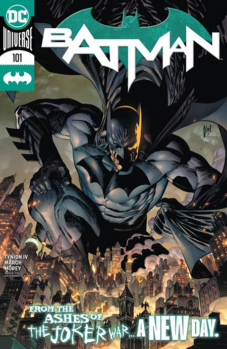 Batman #101 Cvr A Guillem March - Comics